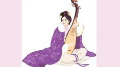 Wang Zhaojun: una belleza de la paz convertida deidad de la peonía