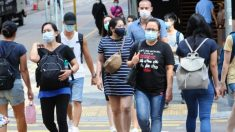 Prensa estatal china acusa a manifestantes de HK y a grupo opositor de causar brote en la ciudad