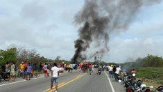Suben a 11 los muertos por incendio de camión cisterna en Caribe colombiano