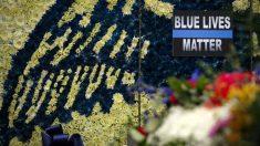 Sheriff de Florida: policías 'rendirán tributo' tras asesinato de 2 oficiales de Texas en un tiroteo