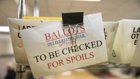 Problemas de votación por correo de Nueva York y Nueva Jersey dificultarían la elección presidencial