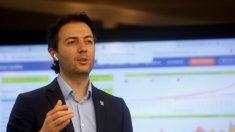 El alcalde de la ciudad colombiana de Medellín da positivo por COVID-19