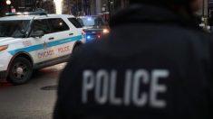 Heroicos policías de Nueva Jersey salvan a una mujer de asfixiarse en un bistro local