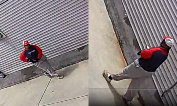 Un hombre que los policías creen que asesinó a Bernell Trammell en Milwaukee, Wisconsin, el 23 de julio de 2020. (Departamento de Policía de Milwaukee)