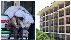 Hotel de Phoenix alberga a pacientes indigentes con el virus del PCCh y así es como funciona