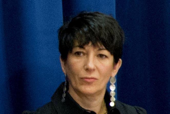 Ghislaine Maxwell, socia del fallecido magnate acusado de abuso de menores Jeffrey Epstein. (EFE/EPA/RICK BAJORNAS)