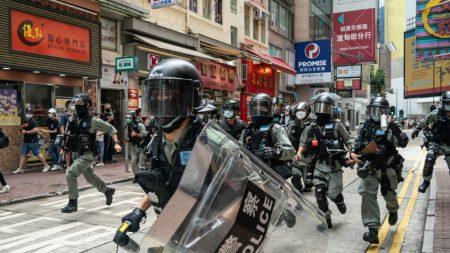 Empleada de The Epoch Times en Hong Kong: La policía amenazó con enviarme a China continental