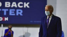Biden dice que no le han realizado pruebas para detectar el virus PCCh
