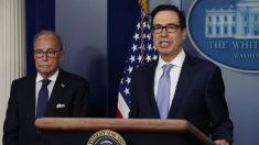 2º estímulo: La Casa Blanca 'considerará seriamente' más pagos