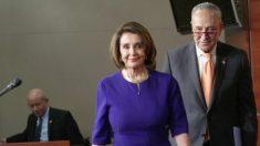 """Schumer: """"ningún demócrata se opondrá"""" a los cheques de estímulo de 2000 dólares"""