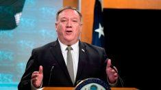 """EE.UU. hará """"lo que sea necesario"""" para reimponer las sanciones a Irán, asegura Pompeo"""