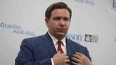 """Gobernador de Florida defiende reapertura de escuelas: """"Absolutamente enviaría a mis hijos a la escuela"""""""