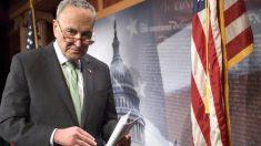 Schumer y los demócratas presentan una Ley de Justicia Económica de USD 350,000 millones