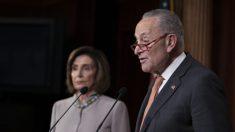 Pelosi y Schumer dicen que todavía están dispuestos a negociar un nuevo acuerdo de ayuda