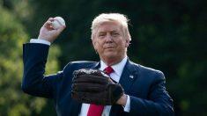 Trump realizará el primer lanzamiento en el próximo partido de los Yankees