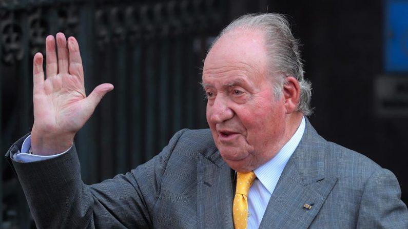 El rey Juan Carlos I, en una imagen de archivo. EFE/Mario Ruiz