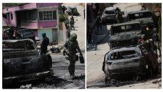 México, campo de batalla del crimen con al menos 10 cárteles en guerra