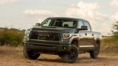 2020 Toyota Tundra, un dinosaurio moderno