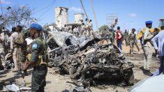 22 muertos, 5 de ellos terroristas, tras el ataque Al Shabab a un hotel en Somalia