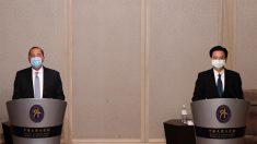 Taipéi busca apoyo de EE.UU. para evitar que Taiwán se convierta en Hong Kong