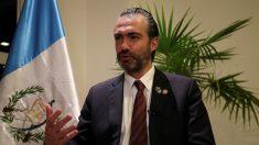 EE.UU. acusa de lavado de dinero a exministro de Guatemala Asisclo Valladares