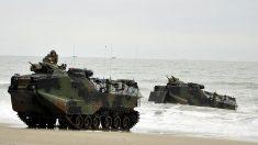 Autoridades identifican a 7 marines y un marinero que se presumen muertos por anfibio hundido