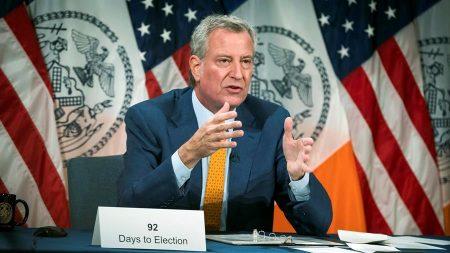 La mayoría de estudiantes de Nueva York participarán en aprendizaje mixto