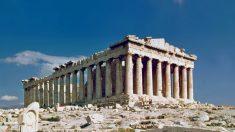 La proporción áurea de la arquitectura antigua