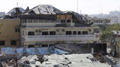 Al menos 10 muertos en un ataque a una base militar en la capital de Somalia
