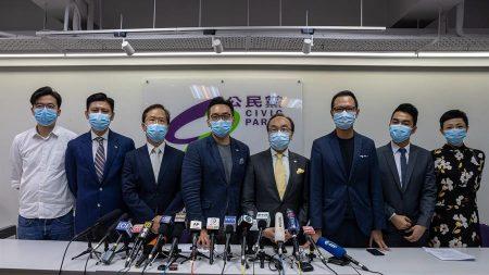 Grupo de los Cinco Ojos critica al gobierno de HK por descalificar candidatos y atrasar las elecciones