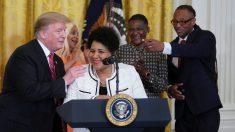 Trump indulta a Alice Johnson después de su discurso en la RNC