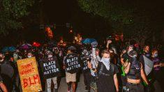 Activistas de Black Lives Matter enfrentan posible sentencia de cadena perpetua por vandalismo en Utah