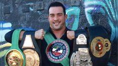 Campeón de boxeo de peso pesado tiene la misión de ayudar a niños intimidados en las escuelas