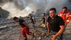 Aumentan a 182 los muertos por la explosión en el puerto en Beirut