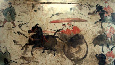 Historias de la antigua China: El encuentro mágico de Bao Xuan