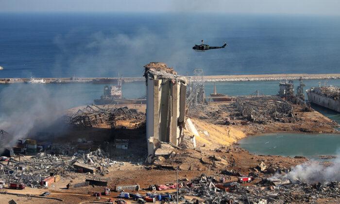(Foto de STR/AFP vía Getty Images)