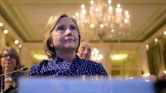 """Biden """"no debería reconocer"""" los resultados de las elecciones, dice Hillary Clinton"""
