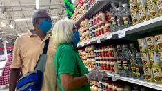 Venezuela acumula inflación del 843.44 % en los primeros siete meses de 2020