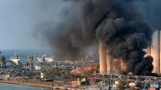 """""""Incontable"""" cifra de muertos y heridos por fuerte explosión en Beirut"""