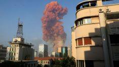 Suben a 63 muertos y 3000 heridos por la explosión en el puerto de Beirut