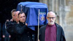 Viuda de un policía asesinado pide sentencias más duras