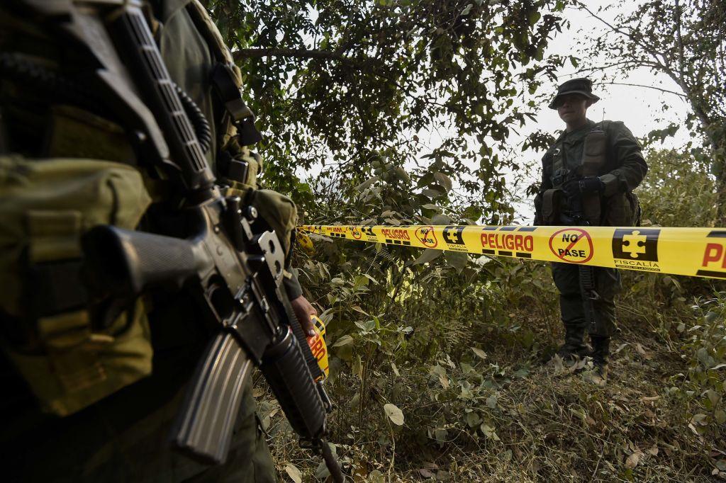Asesinan a cuatro personas en el suroeste de Colombia en una nueva masacre