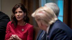 Gobernadora de Dakota del Sur rechaza extensión del subsidio de desempleo otorgado por Trump