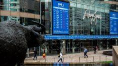 Bancos chinos se multiplican en Hong Kong mientras que los bancos extranjeros se reducen