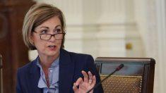 Gobernadora de Iowa rechazó pedido de albergar a menores no acompañados
