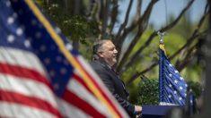 """Discurso de Pompeo en Museo Nixon marca el """"comienzo de una nueva era"""" en las relaciones con China"""