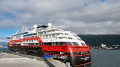 33 miembros de la tripulación de un crucero noruego dan positivo de COVID-19
