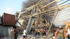 El Gobierno libanés eleva cifra de muertos a 137 y a más de 5000 los heridos