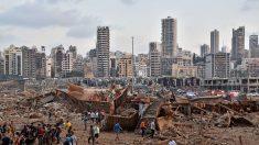 Orden de arresto contra el director del puerto de Beirut tras explosión