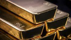 El oro baja un 4.35 % tras la noticia de la vacuna de Pfizer contra el covid-19